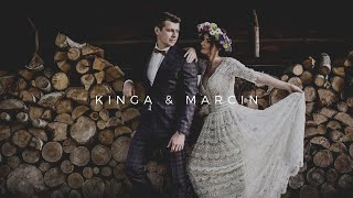 Ślub i wesele w klimacie rustykalnym | Kinga & Marcin | www.retroblysk.pl