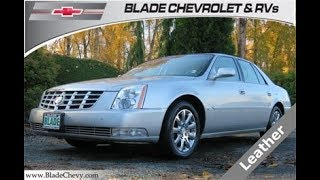 2008 Cadillac DTS Luxury G581
