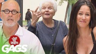 bromas farsa con los ancianos