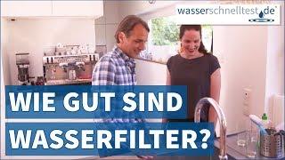 Wasserfilter: Wie zuverlässig sind sie? | Trinkwassertest klärt auf | n-tv Ratgeber, 09.11.2017