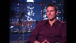 collateral : tom cruise interview