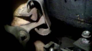 установка скобы глушителя г2