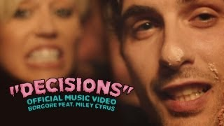 Decisions - Miley Cyrus feat. Miley Cyrus (Video)