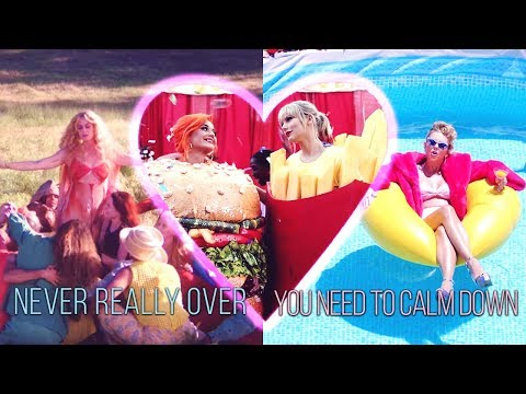 """Never Really Calm"" - Mashup of Taylor Swift/Katy Perry"