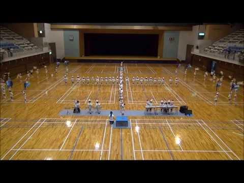 鳥取第一幼稚園 2014☆マーチング
