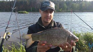 Рыбалка ловля карася на метод осенью