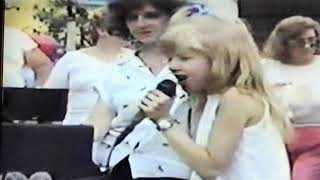 Christina Aguilera Performs at the Monaca 150th Sesquicentennial in Monaca, PA. Rare Unseen Footage