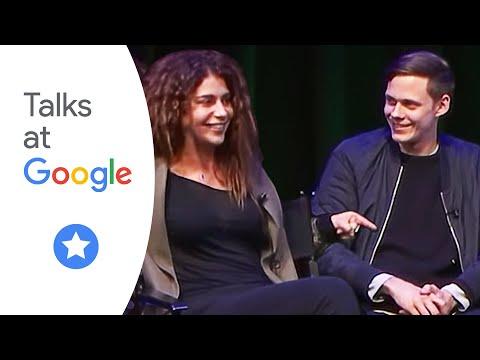 "Bill Skarsgård & Nadia Hilker: ""The Divergent Series: Allegiant"" | Talks at Google | MTW"