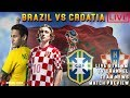 Video for brazil vs croatia in tv