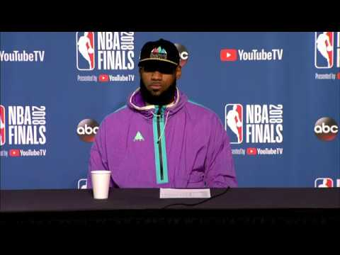 b178a9b2ccb LeBron James Postgame interview
