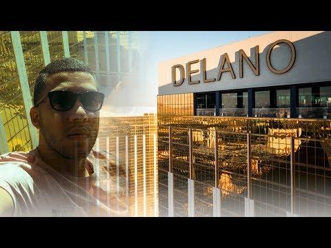 Staying in a KING SUITE – Delano Mandalay Bay Las Vegas – Vegas Vlog w/ A7RII & Sony x3000