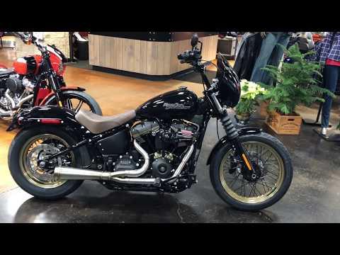New customized 2020 Harley-Davidson® Softail street bob fxbb