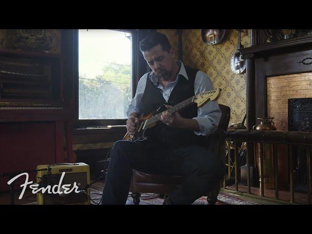 Patrick Sweany and Laur Joamets Demo the Fender '57 Custom Champ   Fender