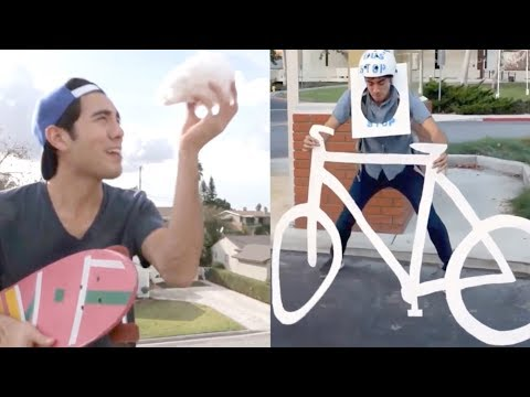 NEW ZACH KING VINE COMPILATION 2018 | BEST OF ZACH KING 2017 | THE BEST FUNNY MAGIC VINES Mp3