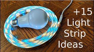 Sengled RGB Smart Light Strip & 1500 Lumen Smart Bulbs Review