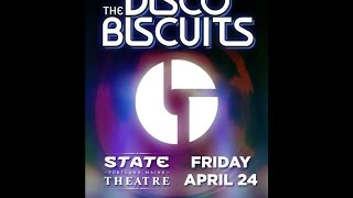 the disco biscuits - 04.24.15 - hot air balloon~rock candy~the great abyss