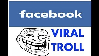 How to create TROLL images for Whatsapp and Facebook in Photoshop.