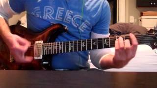 311-Silver Guitar Cover