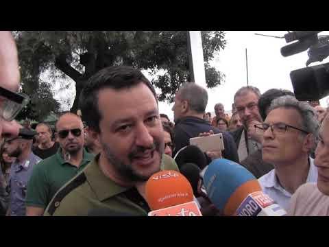 SALVINI SI RIFERISCE AL BRANCACCIO DI TOTI E DICE: «NON VADO A INIZIATIVE DI FORZA ITALIA»