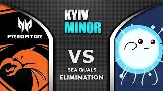 TNC vs IO Elimination Starladder SL Kyiv Minor 2020 SEA Highlights Dota 2
