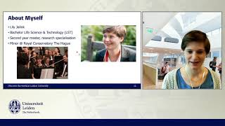 Life Science & Technology MSc: (Student) presentations - Masterday March 2021