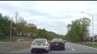 BMW Driver Almost Kills Us!