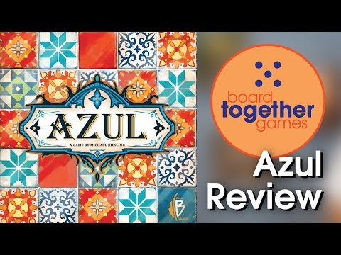 Azul Review - Board Together Games