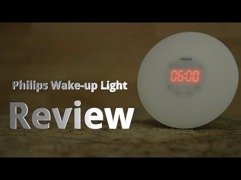 Philips Wake-up Light HF3505/01 Review ein Lichtwecker Erfahrungsbericht