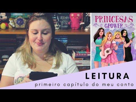 Princesas GPower - 1º Capítulo || Larissa Siriani