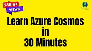 Azure Cosmos db tutorial | Azure Cosmos db Tutorial for Beginners