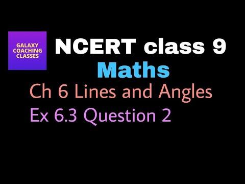 Happyclass - Lines and Angles, Mathematics, CLASS 9 - NCERT CBSE