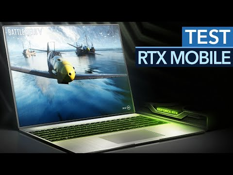 Nvidia Geforce RTX für Notebooks - Mobile vs. Desktop im Vergleich