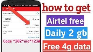 2gb free data in airtel - TH-Clip