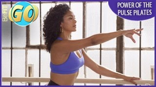 Pilates Workout: 15 Min Power of the Pulse- BeFiT GO by BeFiT
