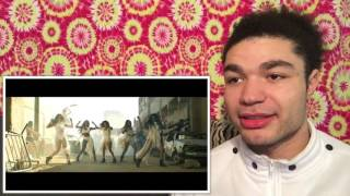 "FIFTH HARMONY ""That's My Girl"" Video Reaction !!"