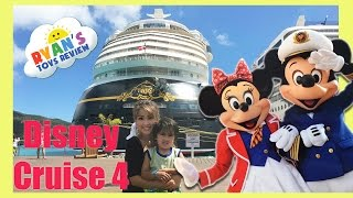 Disney Cruise Fantasy Family Fun Vacation