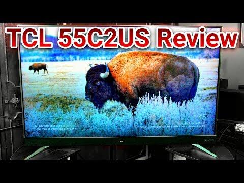TCL 55C2US / U55C7006 55