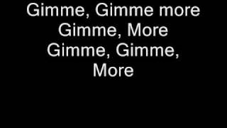 Britney Spears   Gimme More W Lyrics