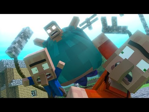 Top 6 Funny Minecraft Animations