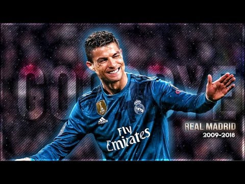 "Cristiano Ronaldo 2018 • ""Goodbye Madrid"" • Tribute to a Legend 2009 – 2018"