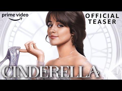 Camila Cabello Has Big Dreams in First Teaser Trailer for Amazon's Cinderella