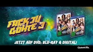FACK JU GÖHTE 3 - Jetzt auf DVD, Blu-ray und VoD
