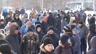 Каждый день в радость, напоминая ЦИКу об Алексее Навальном