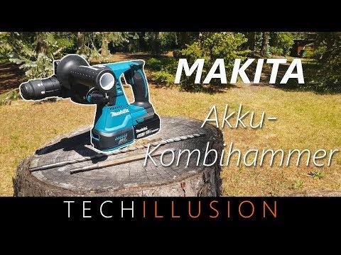 🛠MAKITA Akku Kombihammer im Test - Makita DHR243 - Review & Test