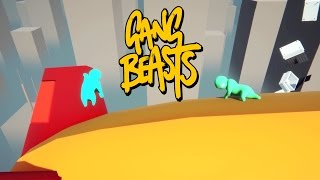 Gang Beasts - Rocking The Blimp [Father And Son Gameplay]