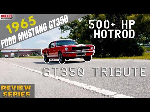 Video of '65 Mustang - QTJS