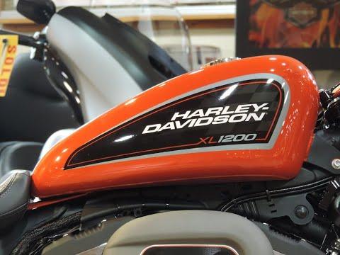 2020 Harley-Davidson® HD Sportster XL1200CX Roadster™