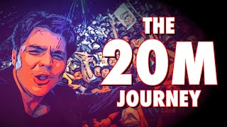 The 20 Million Journey | Dedicated To All My Fans | Ashish Chanchlani & Team