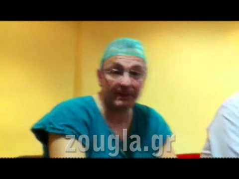 Χειρουργική επέμβαση για την απομάκρυνση του λαπαροσκοπική προστατικού αδενώματος