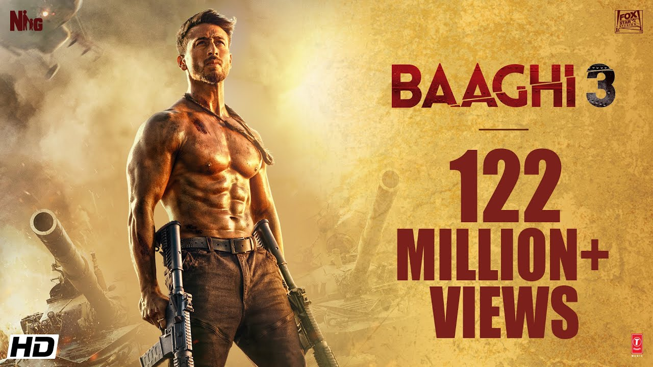 Baaghi 3 movie download 2020